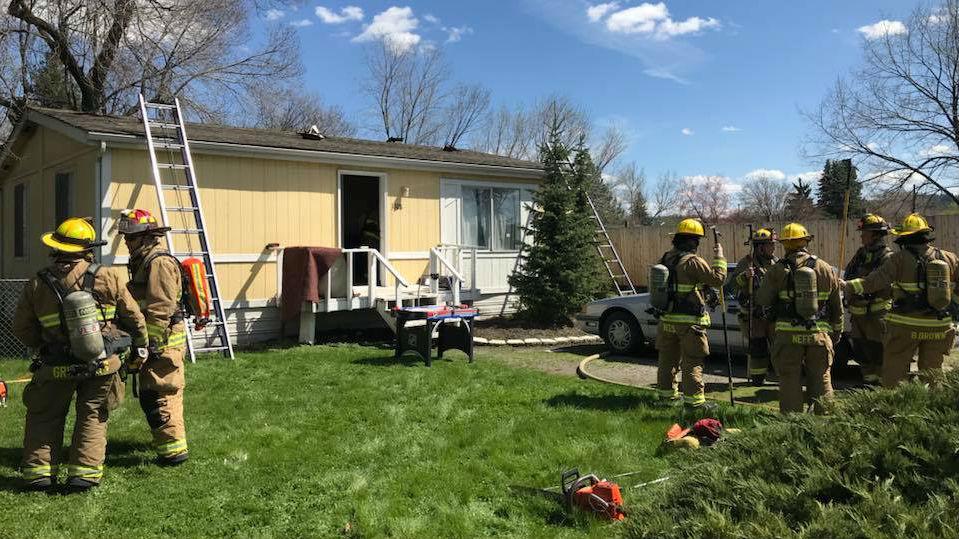 Spokane Valley Firefighters Local 876