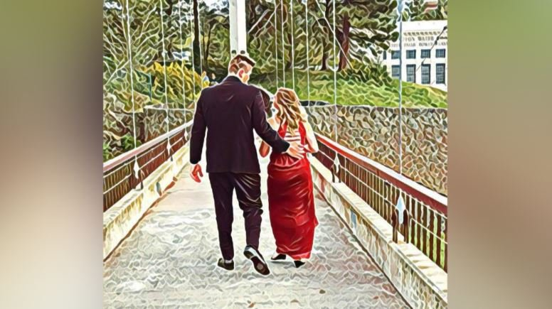Spokane teen ends prom night convincing suicidal woman on bridge to choose  life Video included
