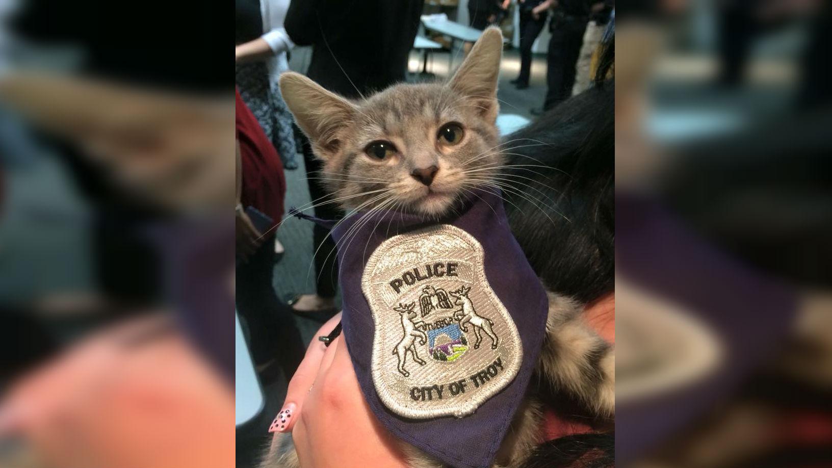 Troy Police Dept.