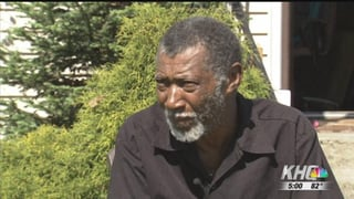 01:38; Spokane man recalls police chase that ended in his basement