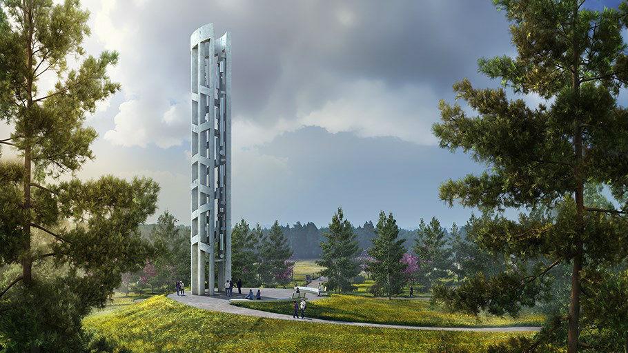 Artwork courtesy of bioLinia and Paul Murdoch Architects