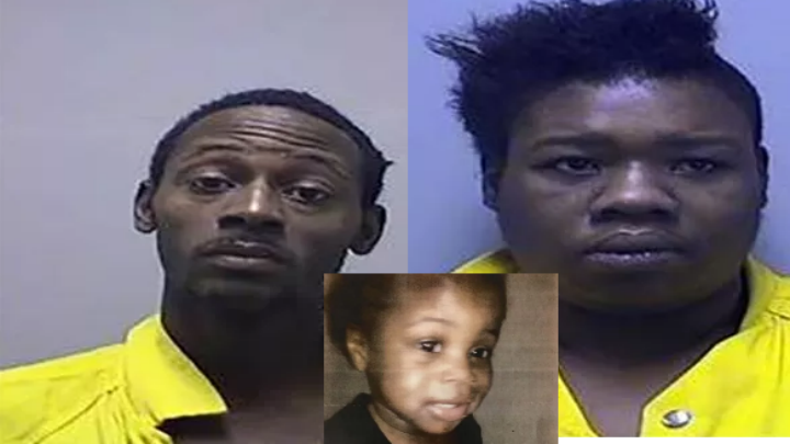 WJRT-TV reports that 27-year-old Khairy Simon told a Genesee County judge on Tuesday that the girl's mother, 29-year-old Erika Finley, hit her over and over with her fist and an extension cord because they were trying to potty train her.