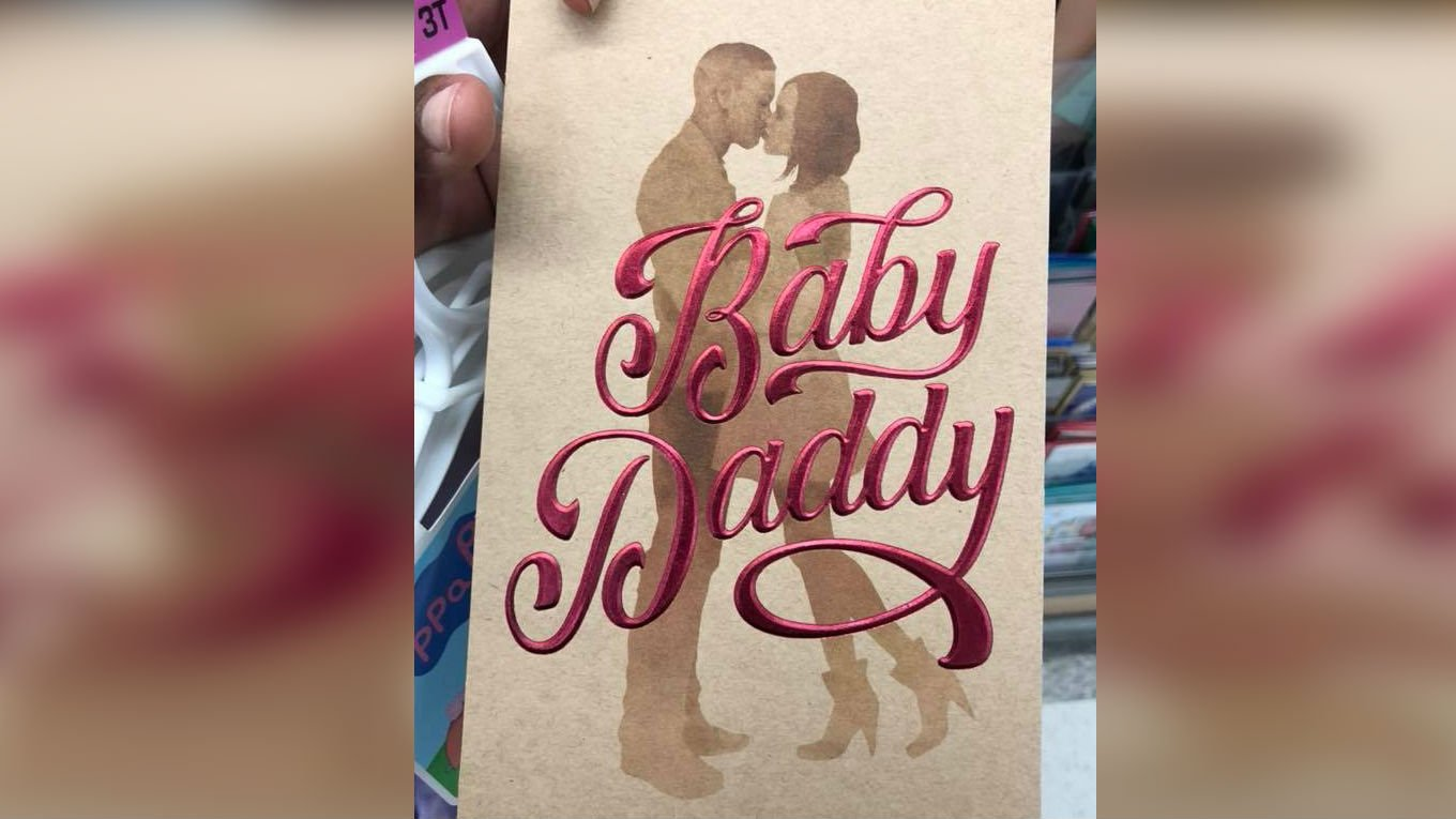 American Greetings Apologizes For Baby Daddy Card Spokane North