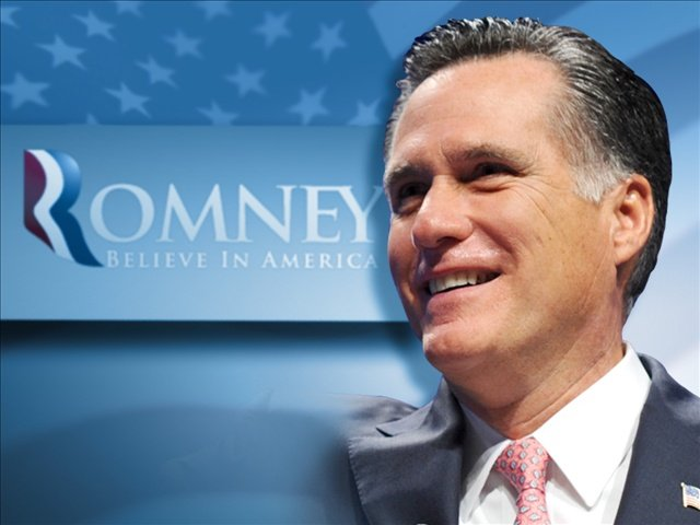MItt Romney Was Declared The Projected Winner In Washington By NBC News