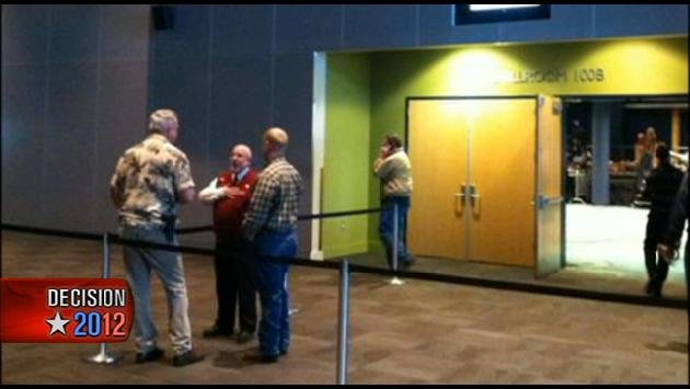 Two Men Were Denied Entry Into The Ron Paul Rally For Openly Carrying Firearms
