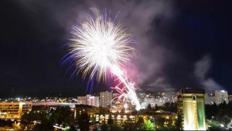 Tri Cities Wa Fireworks Th Of July