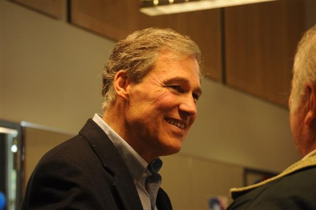 Rep. Jay Inslee Is Expected To Resign (PHOTO Wikipedia)