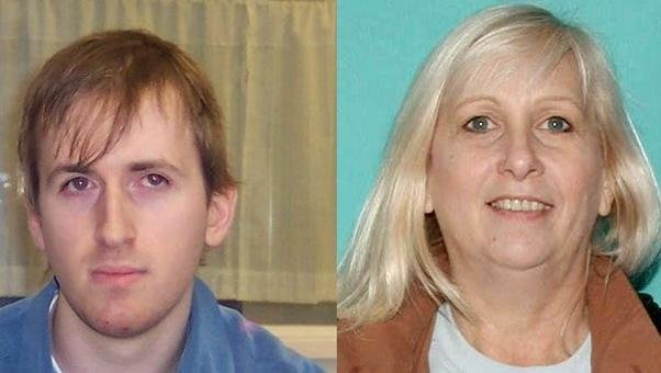 Steven Daniel Kravetz was arrested Saturday; Police say his mother (pictured) tipped them off as to where he was hiding