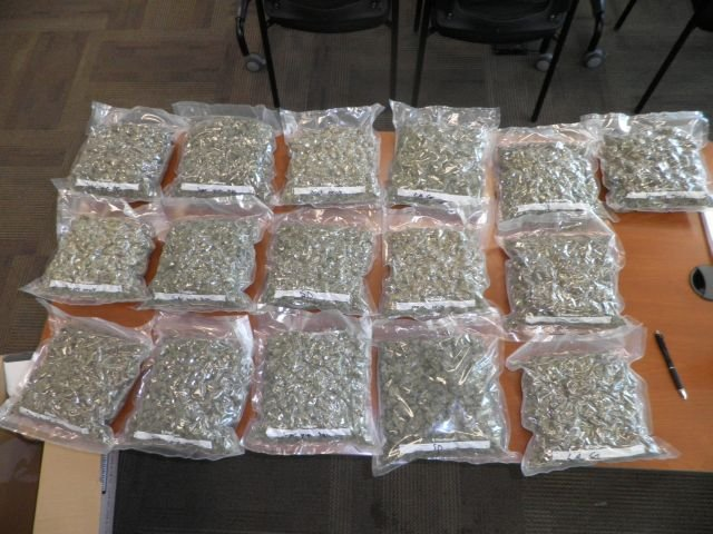 Idaho Residents Busted 10lbs Of Marijuana Seized During