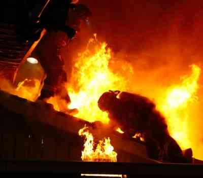 Photo courtesy:  San Jose Fire Department