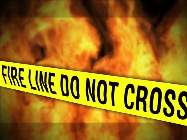 Moses Lake Firefighters Were Called To A Commercial Structure Fire Saturday Morning
