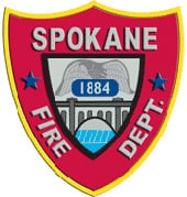 Spokane Firefighters were called to a garage fire early Sunday morning