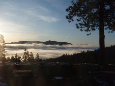 © Photo from KHQ friend Tony Siron taken in Coeur d' Alene, Idaho