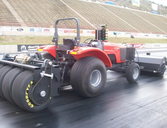 © Photo courtesy Spokane County Raceway