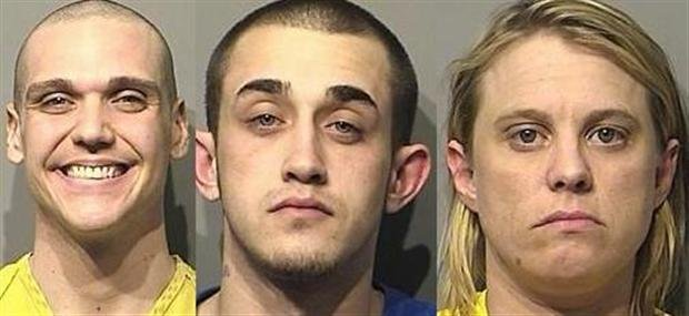 Steven Hemming, Chase Nutting, & Christine Jasinksi are suspects in this morning's drug raid in CDA