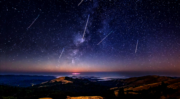 LOOK UP! Perseid meteor shower peaks this weekend!