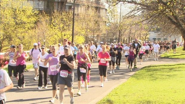  Thousands Raced For The Cure Sunday Morning (PHOTO KHQ)