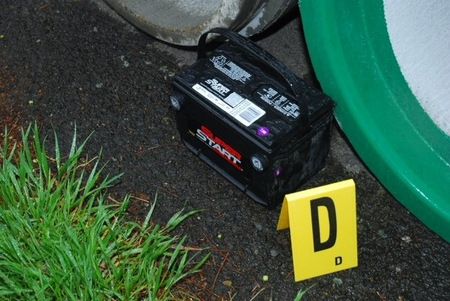 Spokane Police Think This Stolen Car Battery May Be Connected The Sharlotte McGill's Murder (PHOTO SPD)