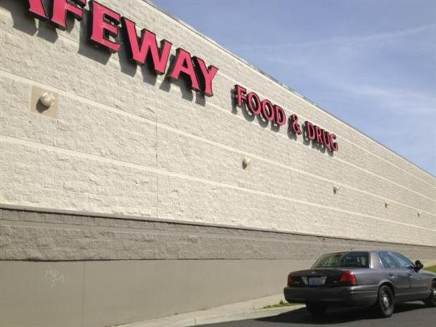 Police are investigating a robbery that happened at the Shadle Park Safeway Monday afternoon (PHOTO SPD)