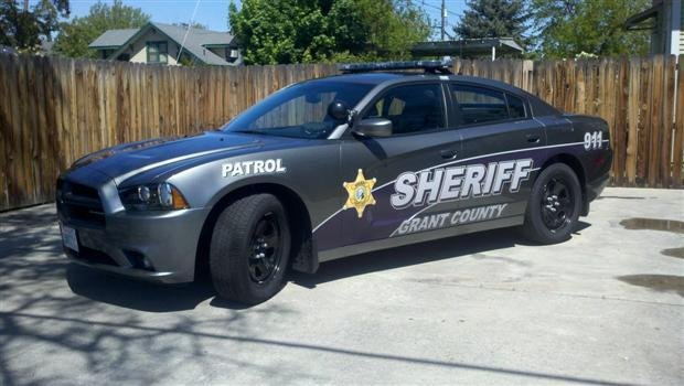 Grant County Sheriff S Department Gets New Patrol Cars