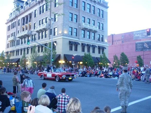 2012 Lilac Parade Spokane North Idaho News Amp Weather
