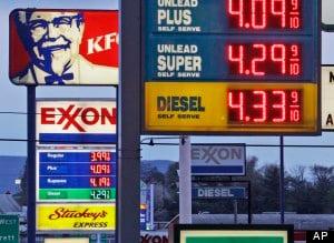 Spokane Natural Gas Prices