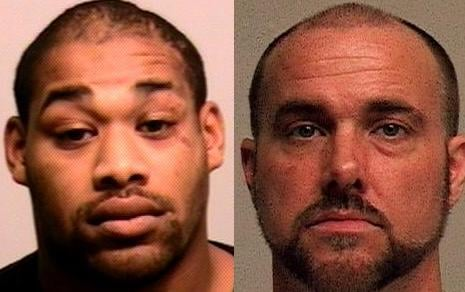 Steven Lewis (left) And Joseph Vanriper (right) Are Wanted By Law Enforcement