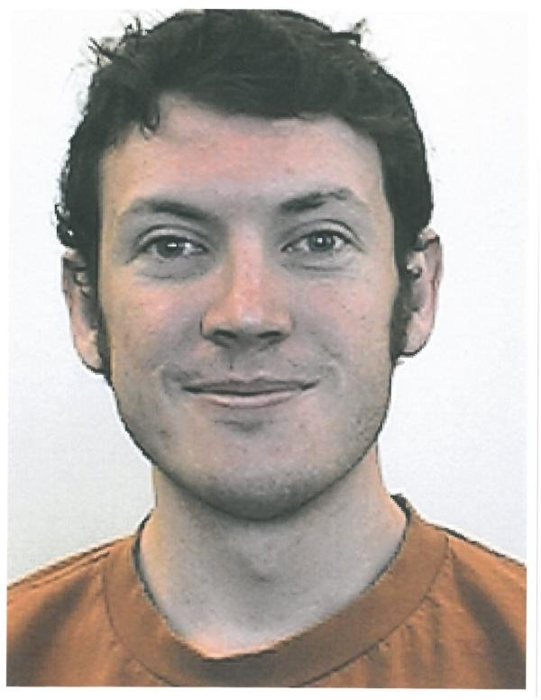 The University of Colorado-Denver released this picture of James Holmes (Photo: U. of Colorado-Denver)