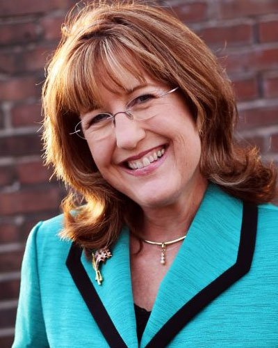 Nancy McLaughlin (R) is running for the WA State Senate, Dist. 3