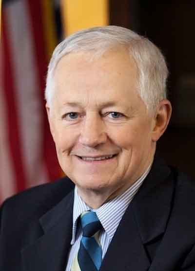 Mike Kreidler (D) is running for WA Insurance Commissioner