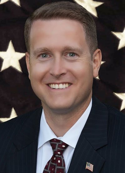 Matt Shea is running for WA State House of Representatives - Dist. 4, Pos. 2