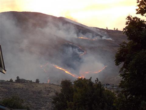 PHOTO From KHQ Viewer Kathryn In Wenatchee