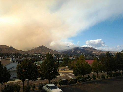 © Photo courtesy: Samantha Antolini, near Wenatchee