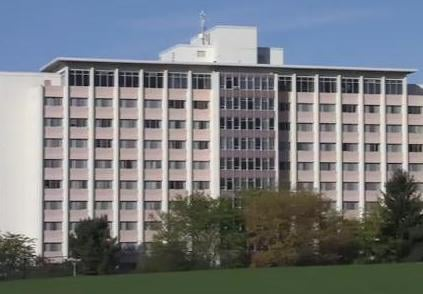 Orton Hall on the campus of Washington State University