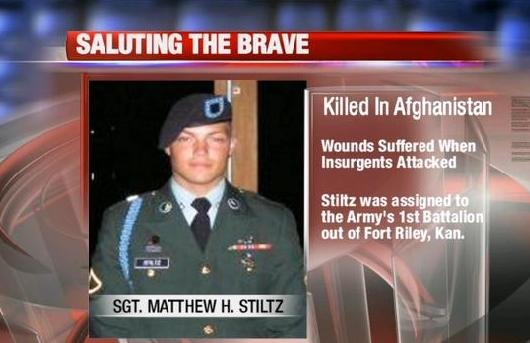 Sgt. Matthew H. Stiltz