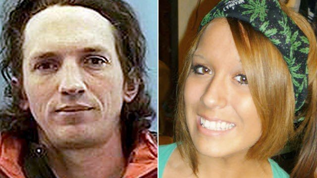 Israel Keyes (left) & Samantha Koenig (Right)