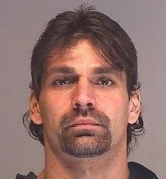 Suspect Tony Callihan