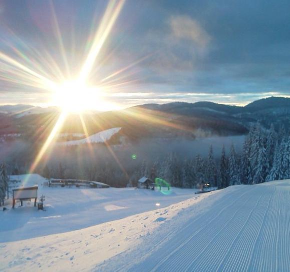 Photo from Mt. Spokane