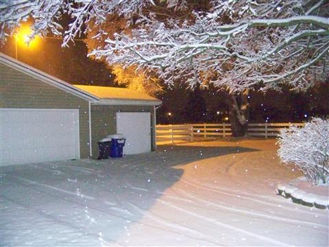 PHOTO: KHQ Viewer Pete In Spokane Valley