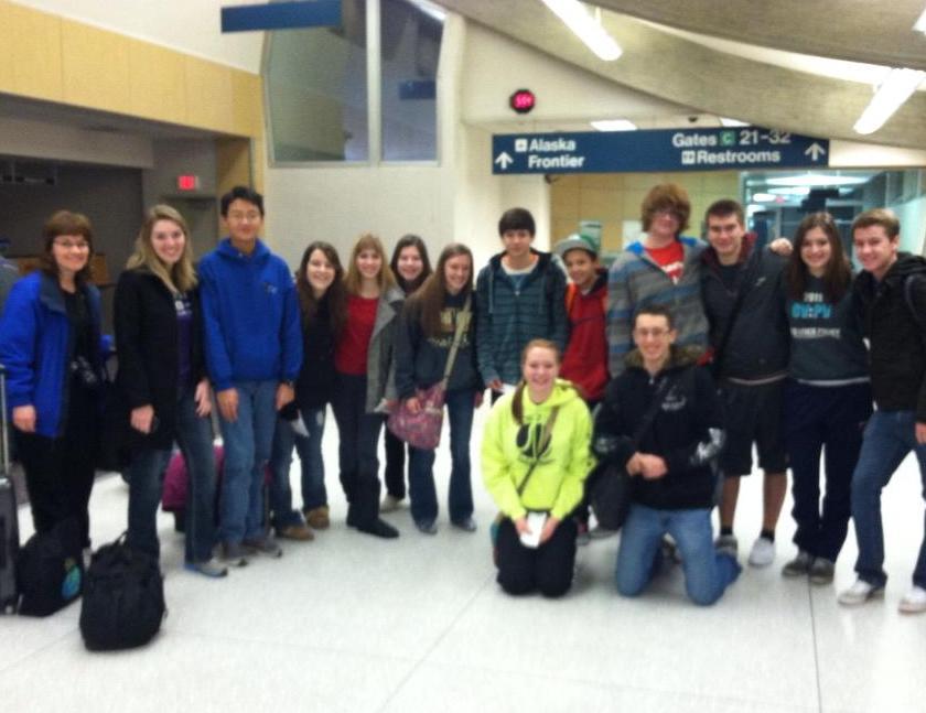 Spokane International Airport on Thursday morning