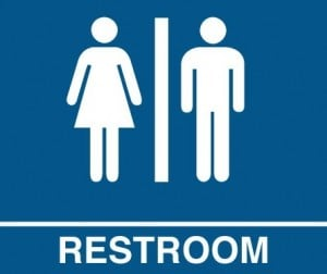 Restaurant Bathroom Signs non-patron at restaurant charged for bathroom use - spokane, north