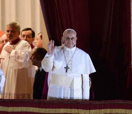 Argentine Jorge Bergoglio
