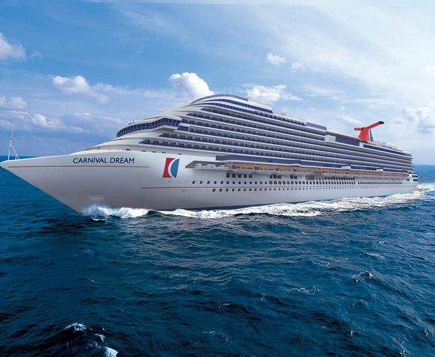 File photo of the Carnival Dream