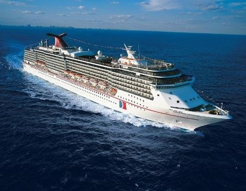 File photo of the Carnival Legend