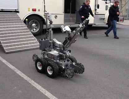 Elvis the robot