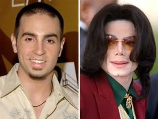 Wade Robson (in 2007) and Michael Jackson, Photo Courtesy: NBC News