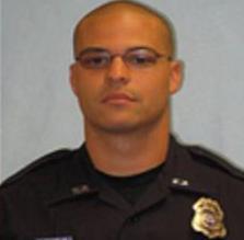 Spokane Police Officer Darrell Quarles