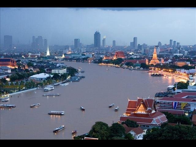 1. Bangkok, Thailand named top tourist destination for 2013. Thailand's capital is filled with golden palaces, floating markets, and porcelain-laid spires. (Courtesy: MGN Online)