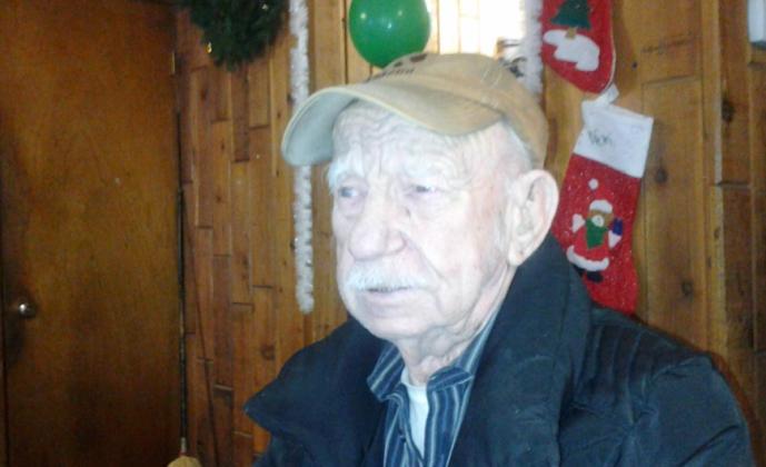 88-year-old Delbert Belton