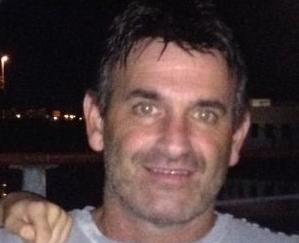 Suspect Douglas Standish